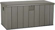 Lifetime Heavy-Duty Outdoor Storage Deck Box (150