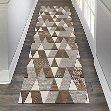 LIFFMallJC Carpet Runner Rug for Hallway Geometric