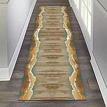 LIFFMallJC Carpet Runner Rug for Hallway Kitchen
