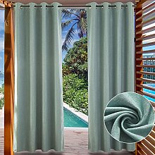 LIFONDER Patio Curtains Outdoor Blinds - Heavy