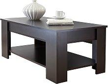 Lifting Coffee Table - Espresso