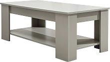 Lifting Coffee Table - Grey