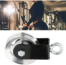 Lifting Pulley, Cable Pulley With U-Mounting