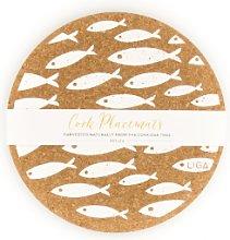 LIGA - Cork Mat Sets Sardines - Placemats