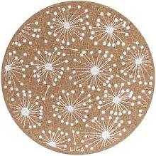 LIGA - Cork Placemat Dandelion - Placemat