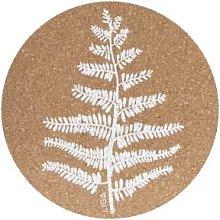 LIGA - Cork Placemat Fern - Placemat