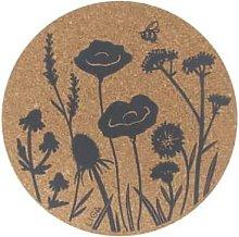 LIGA - Cork Placemat Wildflowers - Placemat