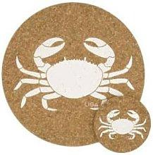 LIGA - Crab Cork Placemat