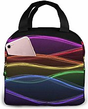 Light American Craft Beer Lunch Tote Bag Insulated