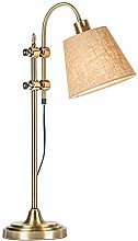 Light for Bedrooms American Style Desk Lamp