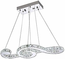 Light Lamp Crystal Chandeliers Creative Music