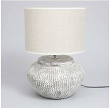 Light & Living - Mirla Table Lamp Base in Ceramic