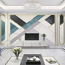 Light Luxury Tv Background Wall Paper Nordic