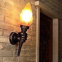 Light Retro Industrial Wall lamp Creative