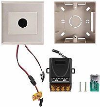 Light Switch Air Conditioner Fan LED Light Switch