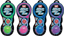 Light Up Flashing Ankle Skip Ball (One Supplied)