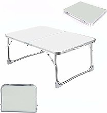 Light Weight Aluminum Folding Laptop Bed Tray