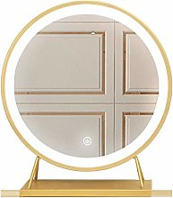 Lighted Makeup Vanity Dressing Table Mirror with