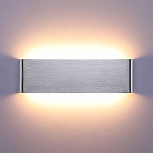 Lightess 16W Led Wall Light 31cm Indoor Up Down