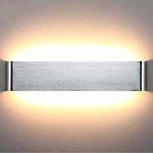 Lightess 18W Indoor Led Wall Light 40cm Long Up
