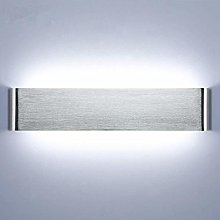 Lightess 18W Indoor Led Wall Light 40cm Up and