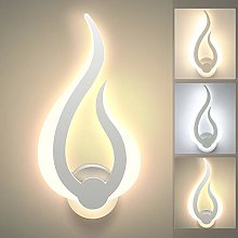 Lightess Color Changing Dimmer LED Wall Light 10W