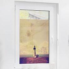 Lighthouse Window Sticker East Urban Home