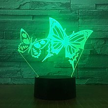 Lighting Decoration in Home Bike Lights Led 3D