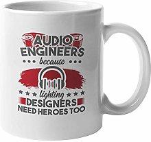 Lighting Designers Need Heroes Coffee & Tea Gift