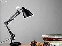 Lighting Loft Vintage Industrial Wood Table Light