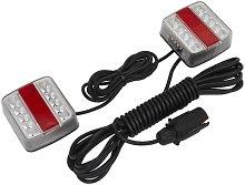 Lighting Set Magnetic Kit LED 12V - Sealey
