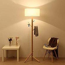 &Lighting Tripod Floor Lamp Modern Wooden Floor