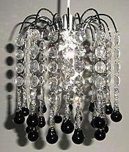 Lighting Web Co 2-Tier Fountain Drop Pendant,