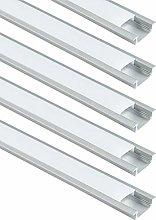 LightingWill 10-Pack LED Aluminum Channel System