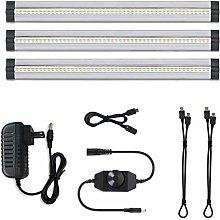 LightingWill LED Under Cabinet Lighting Ultra Thin