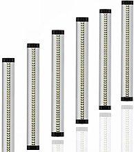 LightingWill Silver LED Under Cabinet Lighting, 6
