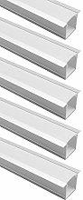LightingWill Spot Free LED Aluminum Profile