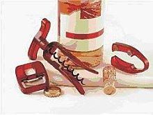 Lightning Lever 3 piece barware set (corkscrew,