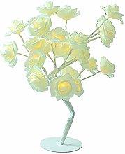 Lights, Diadia 24 LED Color Rose Lantern Skewers
