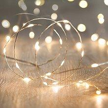Lights4fun 2 x Set Deal of Indoor Fairy Lights