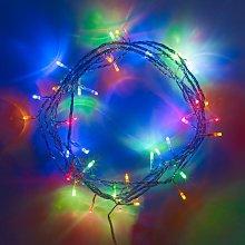 Lights4fun 50 Multi Coloured LED Indoor Fairy