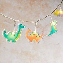 Lights4fun Dinosaur String Lights Kids Bedroom 12
