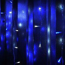 LightsGo Icicle Fairy Lights Outdoor Indoor LED