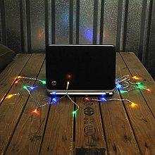 LightsGo USB powered Fairy Lights (50 LED 3m,