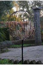 Lightstyle London - 30cm Black Outdoor Decorative