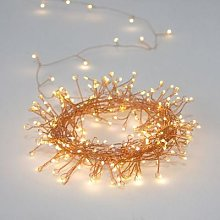 Lightstyle London - Cluster Copper 15m Mains