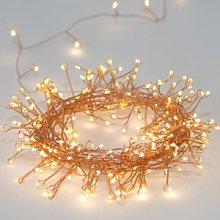 Lightstyle London - Cluster LED Fairy Copper Lights