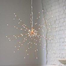 Lightstyle London - Copper Hanging Starburst Mains