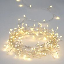 Lightstyle London - Silver Cluster Mains 15 Metres