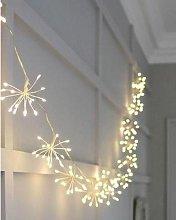 Lightstyle London - Starburst Chain Silver Mains